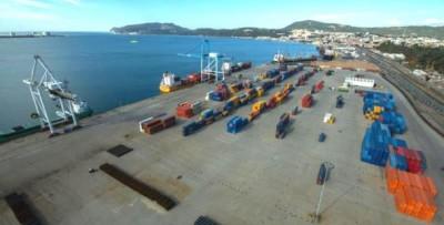 Portos de Setúbal e Praia da Vitória acolhem testes do @BluePorts