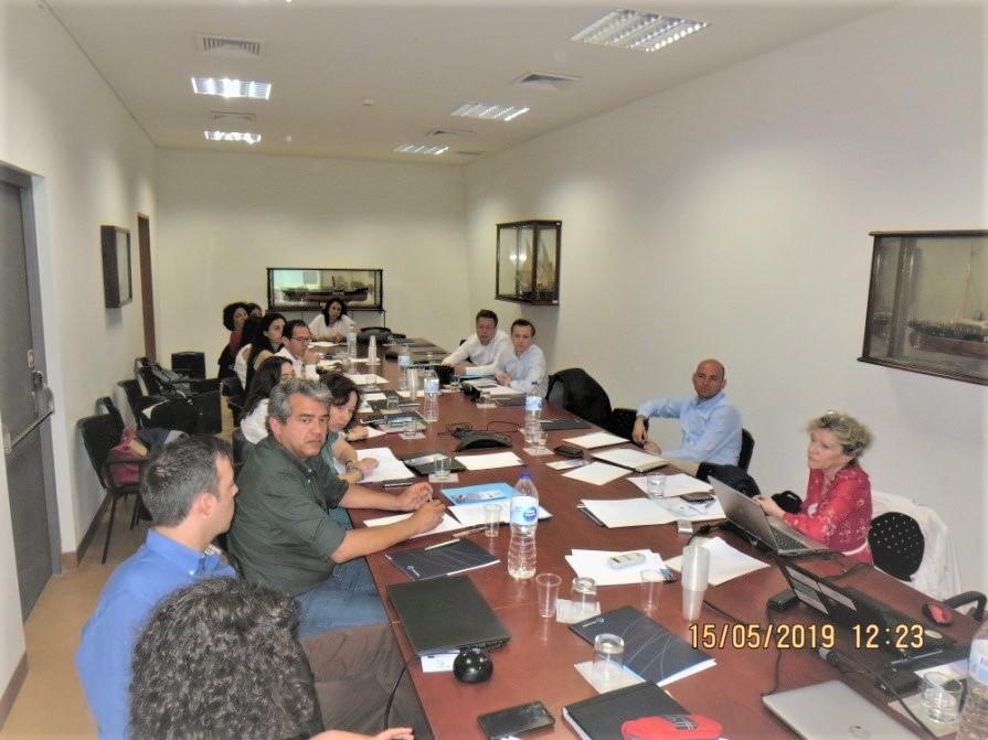 @BluePorts – Reunião de Projecto em Lisboa